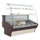 Vitrina frigorifica pentru cofetarie/patiserie PLUM, 1180x990mm