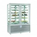 Vitrina frigorifica pentru produse de gelaterie/inghetata 2 usi, 848 Litri