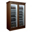 Vitrina frigorifica pentru vin 2×310 litri