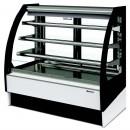 Vitrina frigorifica pentru cofetarie/patiserie,AMBAR, 1250x810x1300 mm