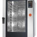 Cuptor cu convectie patiserie/panificatie COMBISTEAMER 10 tavi 600x400 sau GN1/1, Touch screen