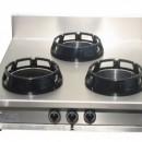 Masina de gatit wok pentru bucatarie asiatica.