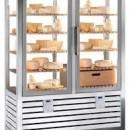Vitrina frigorifica de prezentare pentru carne/mezeluri , 2 usi, 848 Litri