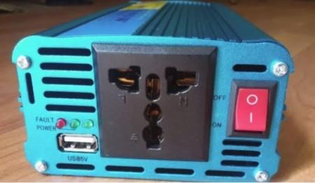 Invertoare sinus pur 500W/12V/220V