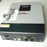 Invertoare sinus pur 5KW cu charger solar 50A/48V/230V, MPP Solar (Taiwan)