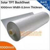 Folie TPT back sheet / latime 1000 mm, pentru panouri fotovoltaice