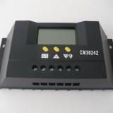 Controler solar-eolian 30A/12/24V