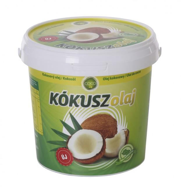 ulei de cocos pentru prajit