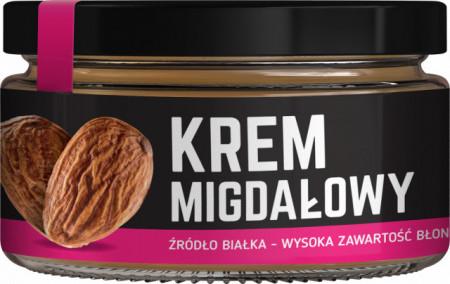 Crema de migdale prajite NaturAvena190 g