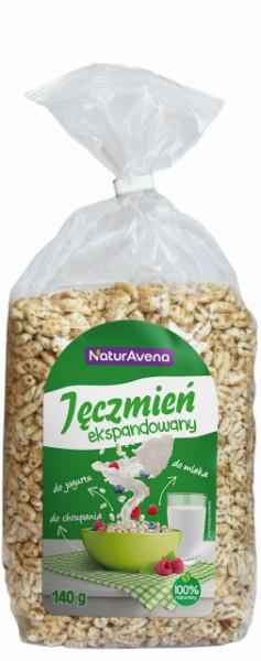 Orz expandat NaturAvena 140 g – 100 % natural
