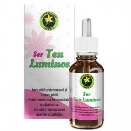 Ser Ten Luminos Hypericum Impex 50 ml