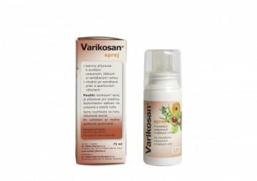 Spray Varikosan 75 ml