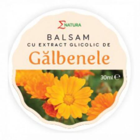 Balsam cu extract glicolic de gălbenele 30 ml