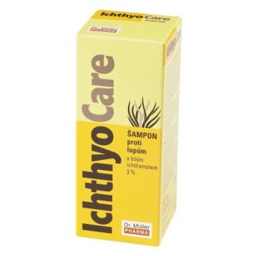 IchtyoCare Sampon cu Ichtiol Alb 3% 100ml