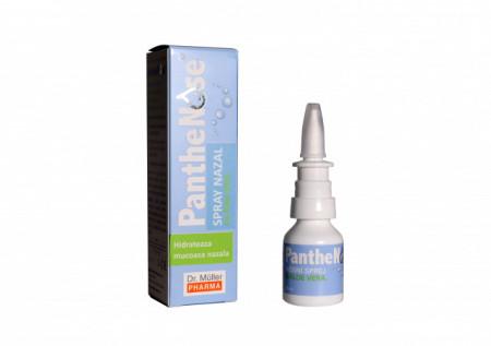 PantheNose Spray nazal cu Aloe Vera 20 ml