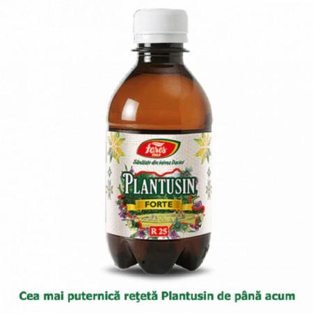 Sirop Plantusin forte 250 ml