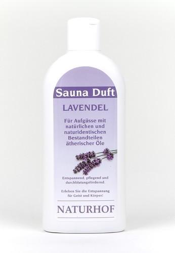 Parfum concentrat pentru sauna 250 ml - Lavanda