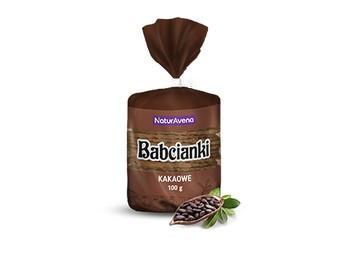 Napolitane cu aroma de cacao 100g 100 % natural