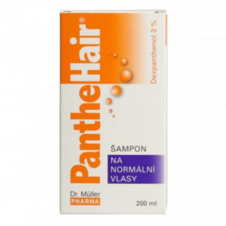 PantheHair  Sampon pentru Par Normal  200ml