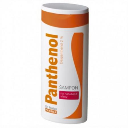 Panthenol Sampon pentru par degradat 250 ml
