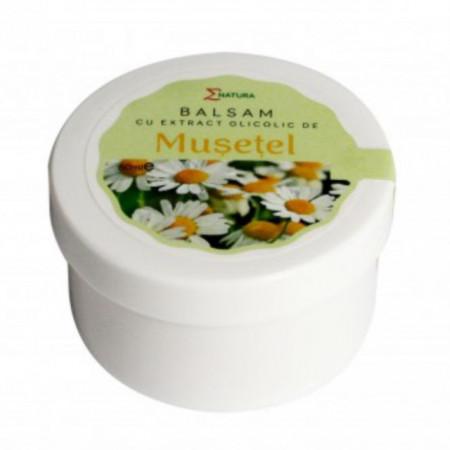 Balsam cu extract glicolic de musetel 50 ml