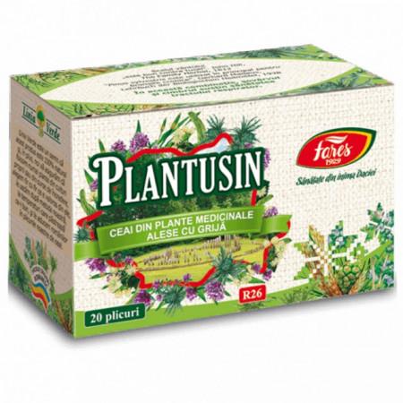 Ceai plantusin (antibronsic) fares 20 doze