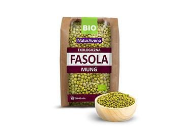 Fasole Mung ECO 400gr