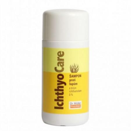 IchtyoCare Sampon cu Ichtiol Alb 3% - 200ml