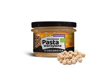 Pasta de legume cu Naut ECO 185gr
