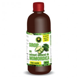 Poze Sirop cu extract natural de Momordica 500 ml