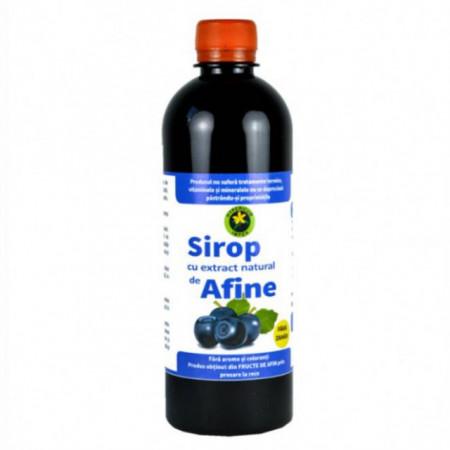 Sirop de Afin fara zahar Hypericum 500 ml