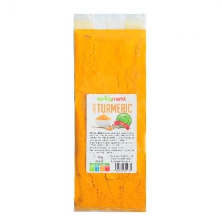 Turmeric - pudra 70 g