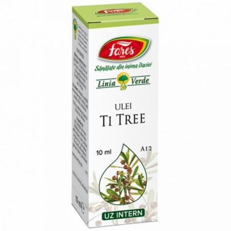 Ulei esential de Ti Tree Fares 10 ml