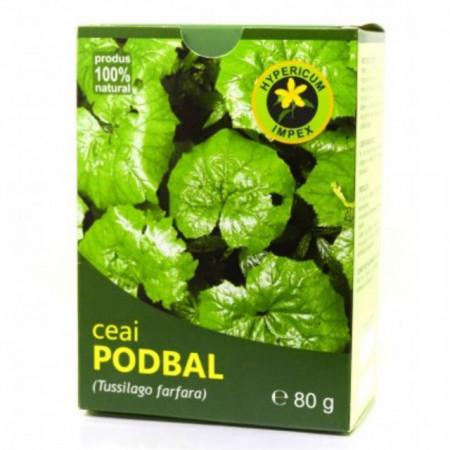 Ceai Podbal vrac 80 g