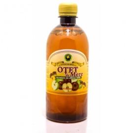 Otet de mere cu miere de albine Hypericum 500 ml