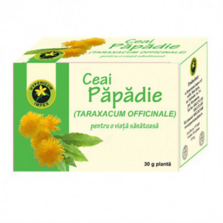 Ceai papadie vrac 30 g Hypericum