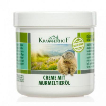 Crema cu Ulei de Marmota 250 ml