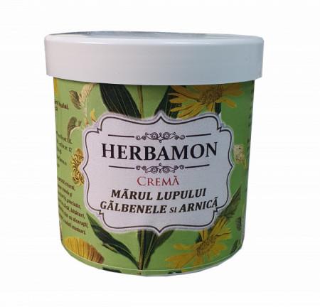 Crema Marul Lupului Galbenele si arnica 250 ml