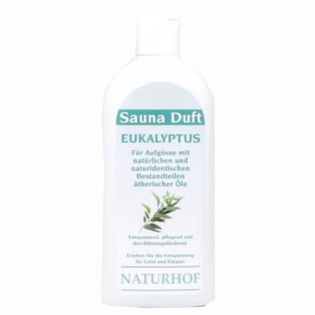 Parfum concentrat pentru sauna 250 ml - Eucalipt