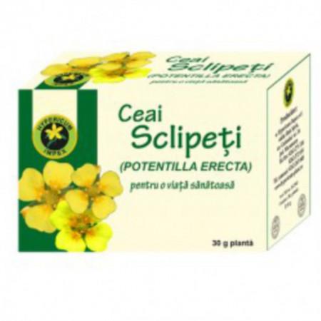 Ceai de Sclipeti Hypericum Impex 30 g