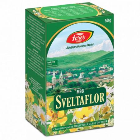 Sveltaflor ceai la pungă 50 g