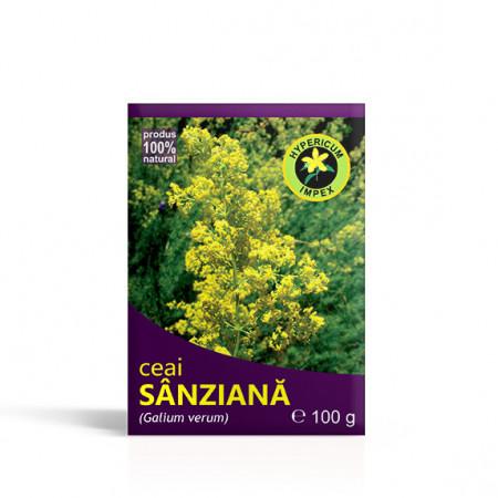Ceai Sanziana Hypericum vrac 100 g