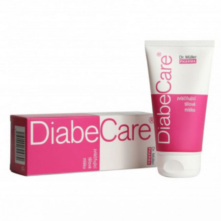 DiabeCare Lapte de corp (Body Milk) 150ml