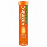 Ultra Vitamina C Fizz, 20 tablete efervescente