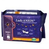 Absorbante Lady Anion NIGHT USE
