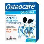 Osteocare Ca Mg Vitamina D Zn 90 cpr