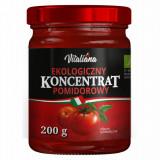 Pasta de Rosii concentrata Vitaliana ECO 200gr
