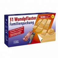 Plasturi family pack 51 buc