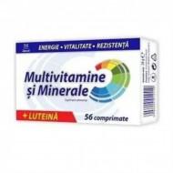 Multivitamine si Minerale + Luteina 56 cpr Zdrovit