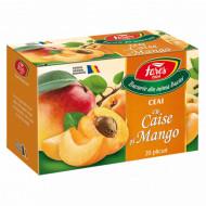 Ceai cu caise și mango, 20 doze Fares